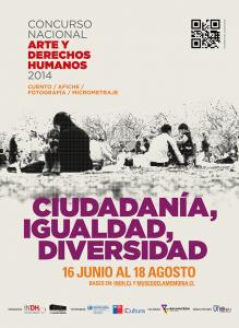 INDH - Concurso Nacional Arte y Derechos Humanos